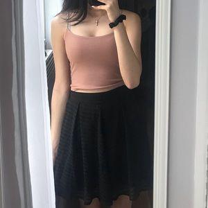 Essential Black Skirt ♟